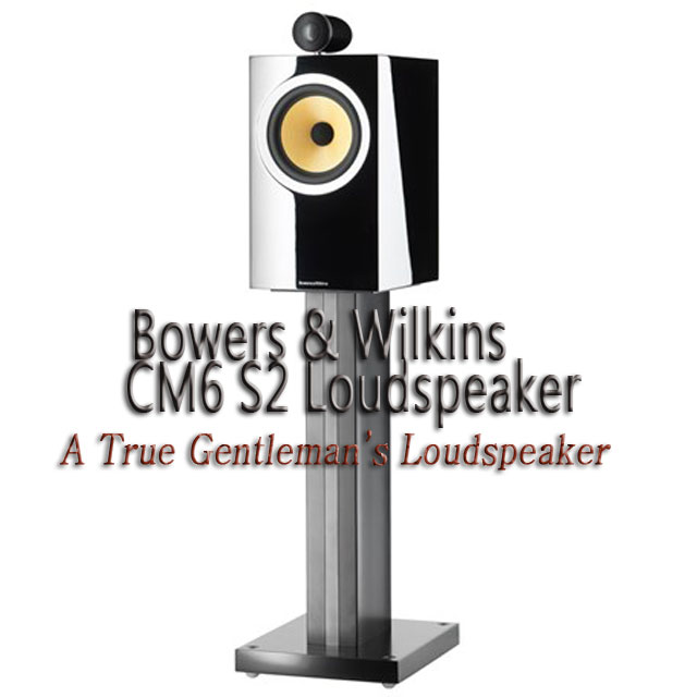 bowers wilkins cm6 s2 loudspeaker. Black Bedroom Furniture Sets. Home Design Ideas