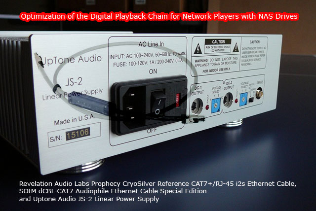 Optimization of the Digital Playback Chain for Network Players
