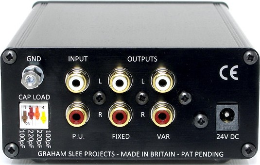 Graham Slee Accession Phono Preamplifier